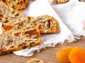 Gluten Free Biscotti with Apricots Walnuts
