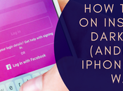 Turn Instagram Dark Mode (Android iPhone) Shocking Hacks