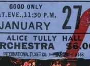 """Reed: """"Live Alice Tully Hall January 1973 Show"""" Black Friday Release"""