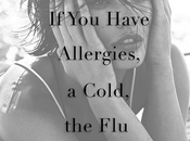 Tell Have Allergies, Cold, Covid-19