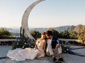 Sunset Santorini: Grecian Styled Shoot with Most Romantic Details