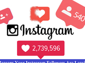 Reasons Your Instagram Followers Leaving
