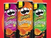 Pringles Turns Heat With Scorchin' Lineup Featuring Fan-Favorite Flavors