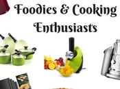 Holiday Gift Ideas Foodies Cooking Enthusiasts (Updated)