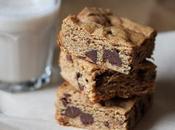 Vegan Peanut Butter Chocolate Chip Cookie Bars