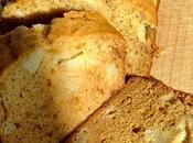 Pumpkin Pear Bread with Honey