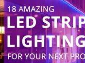 Great Ways Apply Strip Lights