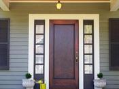 Stain Your Interior Wooden Door