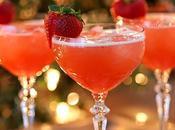 Sparkling Fruit Punch Cocktail