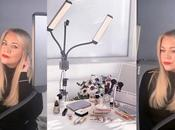 Ultimate Professional Portable Lighting Glamcor MultiMedia Content Creation Behind Scenes!