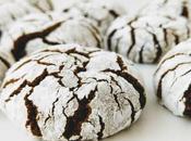 Spicy Hojicha Crinkle Cookies