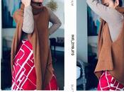 Sweater Series: Poncho from DeNada Designs