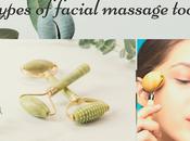 Types Benefits Facial Massage Tools