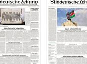 Suddeutsche Zeitung: Letting Type Make Difference