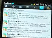 Twitter BlackBerry Update Brings Various Features