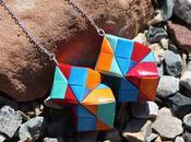 LeeMo Origami Earrings
