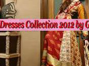 Dresses Collection Ahmed 2012