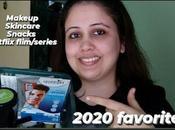 Favorites 2020| Skincare, Hair Care, Snacks Etc...