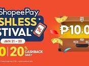 Transfer Chance ₱10,000 ShopeePay Cashless Festival
