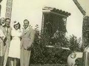 Hollywood Glamour 1940 Style Tuxedos, False Eyelashes, Daiquiris Dancing Conga.