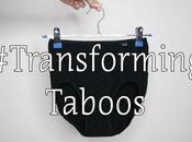 Menstrual Underwear Review #TransformingTaboos with Organic Period Panty