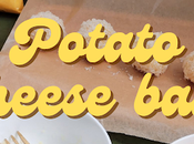 Potato Cheese Balls Baby