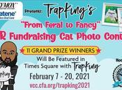 "Fanciers' Association, ZYMOX Oratene Present: TrapKing's ""From Feral Fancy"" Fundraising Photo Contest"