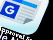 Google News Approval Service