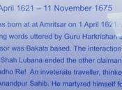 Guru Shri Tegh Bahadur