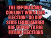 Lost Fair Election They're Rigging Future Elections