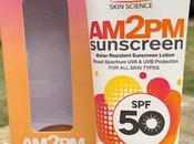 Skin Science AM2PM Anti-Pollution Sunscreen Lotion: Review