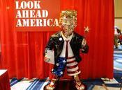 That Trump Statue CPAC?