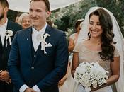Traditional Summer Wedding Crete with Callas Peonies │Angela Dimitri