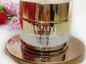 Soulflower Collagen Gold Peel Mask Review  Instant Glow