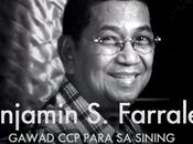 Gawad Sining Awardee Farrales Passes Away