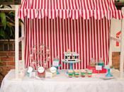Carnival Party Studio Cake