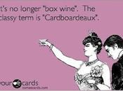 Wine Wit: Cardbordeaux