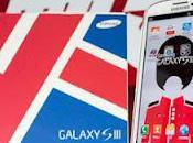 Samsung Galaxy Olympic2012 Edition!