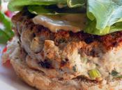 Healthful Delicious Summery Mediterranean Turkey Burgers