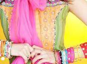Latest Dresses Ready Wear Kashish 2012