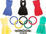 Olympic Inspired Party Dresses!