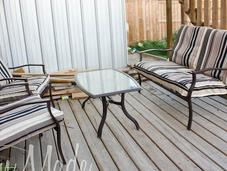 Outdoor Furniture Facelift