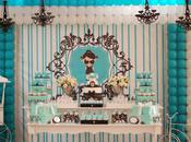 Breakfast Tiffany's Themed Party Mariana Sperb Design