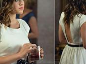 Found: Aria's Backless White Dress (Pretty Little Liars)