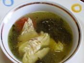 Greek Fishermen's Soup