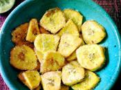 Tostones {fried Plantains}