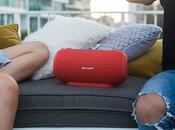 Sharp Launches Splash Proof Portable Bluetooth Speaker With Hour Battery Life Quality Sound