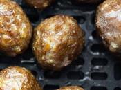 Fryer Meatballs