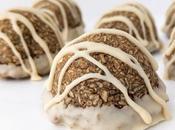 Hojicha Coconut Macaroons