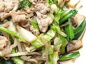 Yasai Itame Japanese Stir-fry Vegetables Recipe Delicious Healthy